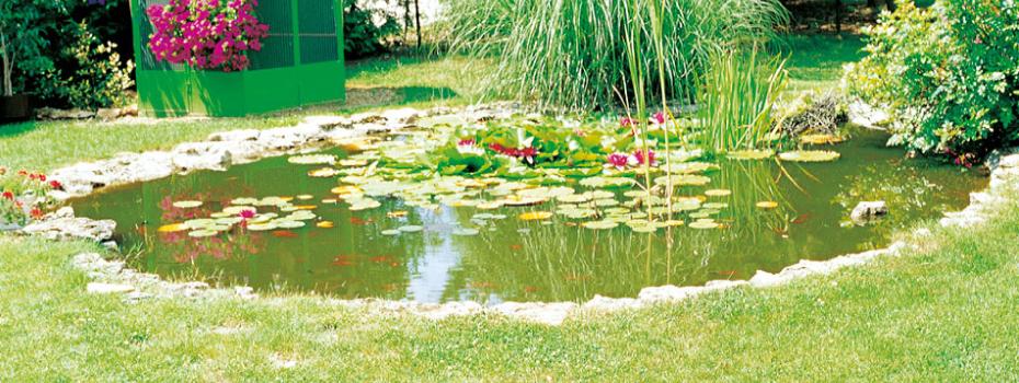 Geotex 125 feutre g otextile nortene for Geotextile bassin