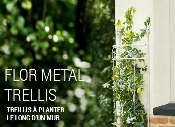 Treillis pour palisser ses plantes grimpantes nortene for Treillis support plante grimpante