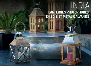 D corer lanternes nortene for Lanterne a poser exterieur
