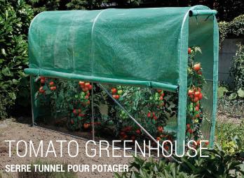 housse de protection et serres pour tomates nortene. Black Bedroom Furniture Sets. Home Design Ideas
