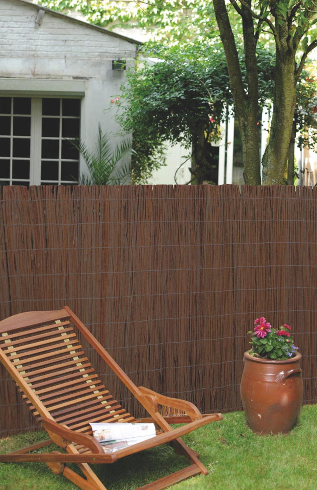 Brise Vue A Faire Soi Meme 6 idées de brises-vues naturels pour votre jardin, terrasse