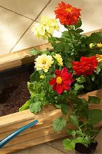 Comment Construire Une Jardiniere En Bois Nortene