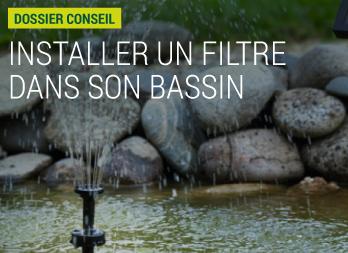 Filtre biologique pour bassin nortene - Se marier dans son jardin ...