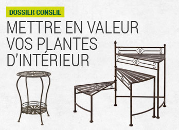 Sellette 3 plateaux circulaires nortene for Support de plantes d interieur