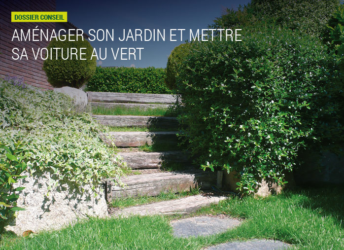Beautiful truffaut amenager son jardin contemporary for Amenager son jardin zen