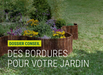 Comment installer une bordure de jardin