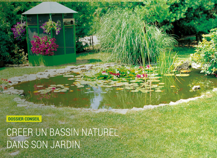 Wonderful bassin de jardin naturel 7 aquaverde createur de jardins et de bassin naturel dans - Faire un bassin naturel ...