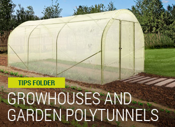 Growhouses and Garden Polytunnels