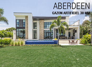 Gazon artificiel 30 mm