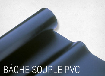 B che pvc nortene for Bache caoutchouc