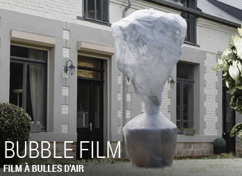 Film à bulles d'air