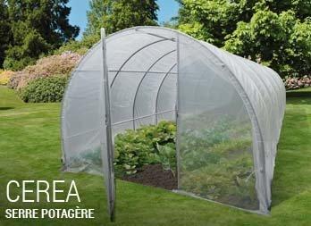 Jardiner Serres De Jardin Nortene