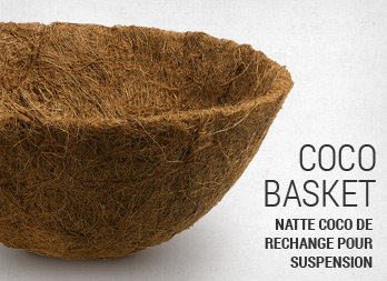 Natte coco de rechange pour suspension