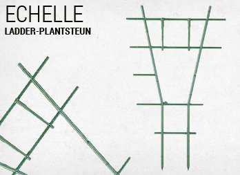 Ladder-plantsteun