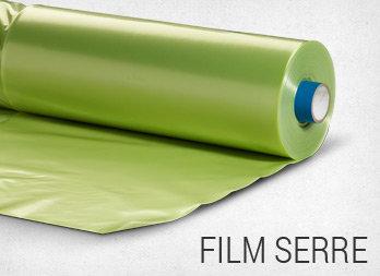 Film serre ai3f nortene for Film plastique pour bassin