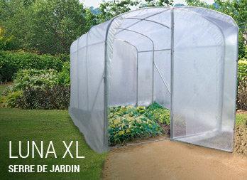 Jardiner : Serres de jardin - Nortene