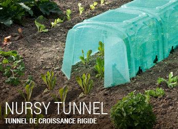 tunnel en filet avec arceaux fibre de verre nortene. Black Bedroom Furniture Sets. Home Design Ideas