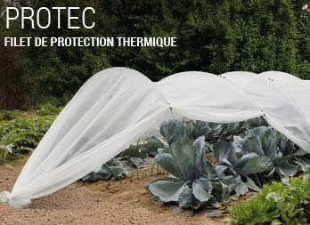 Filet de protection thermique