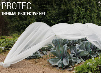 Thermal protective net