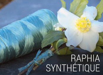 Raphia synthétique