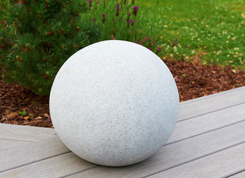 granit ball boule imitation granit nortene. Black Bedroom Furniture Sets. Home Design Ideas