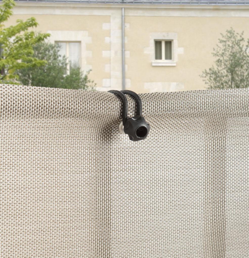 Everly decoratief scherm voor balkons en terrassen moderne stijl nortene - Moderne tuinier ...