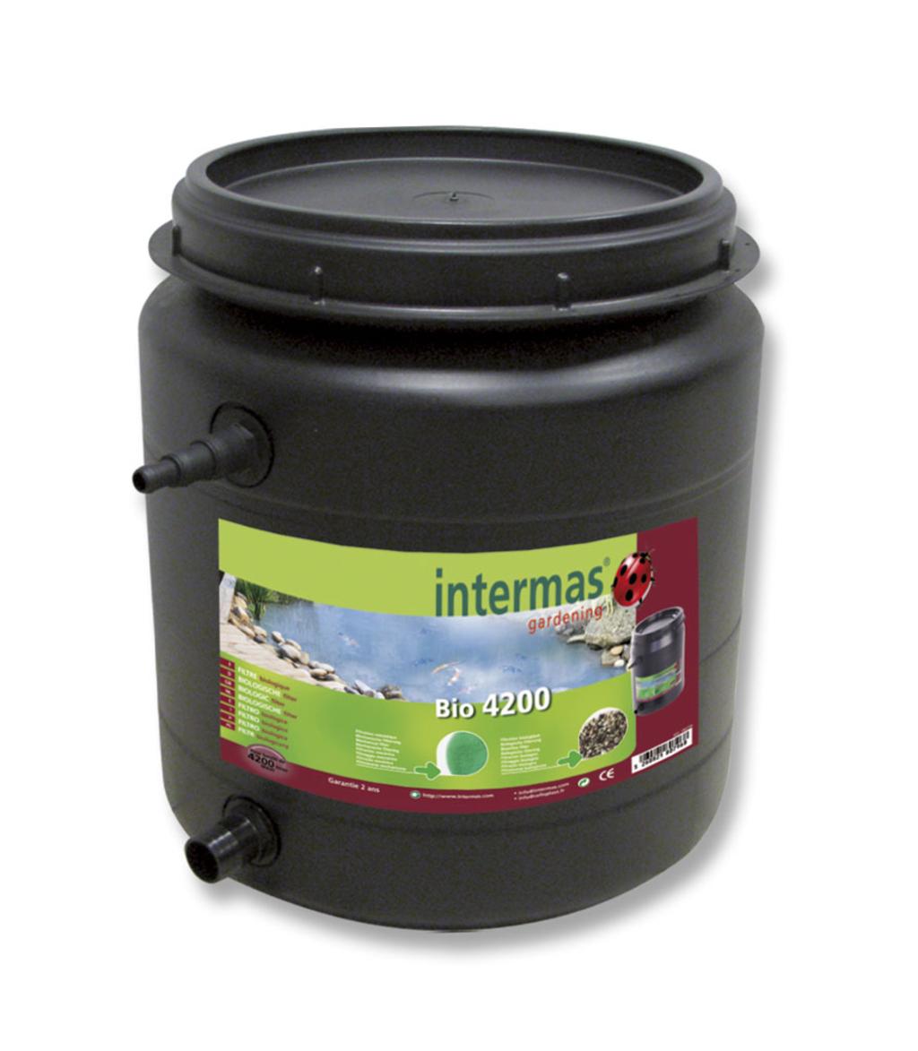 bio 4200 filtre biologique pour bassin nortene. Black Bedroom Furniture Sets. Home Design Ideas