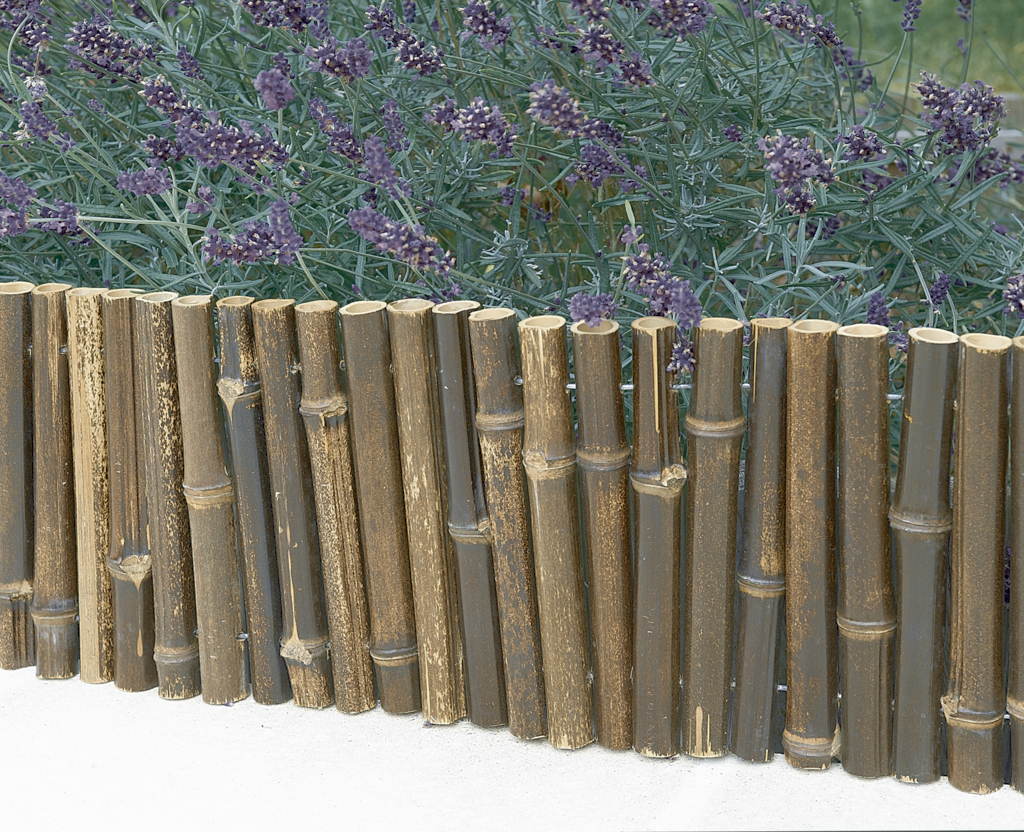 Bordure flexible for Bordures de jardin castorama