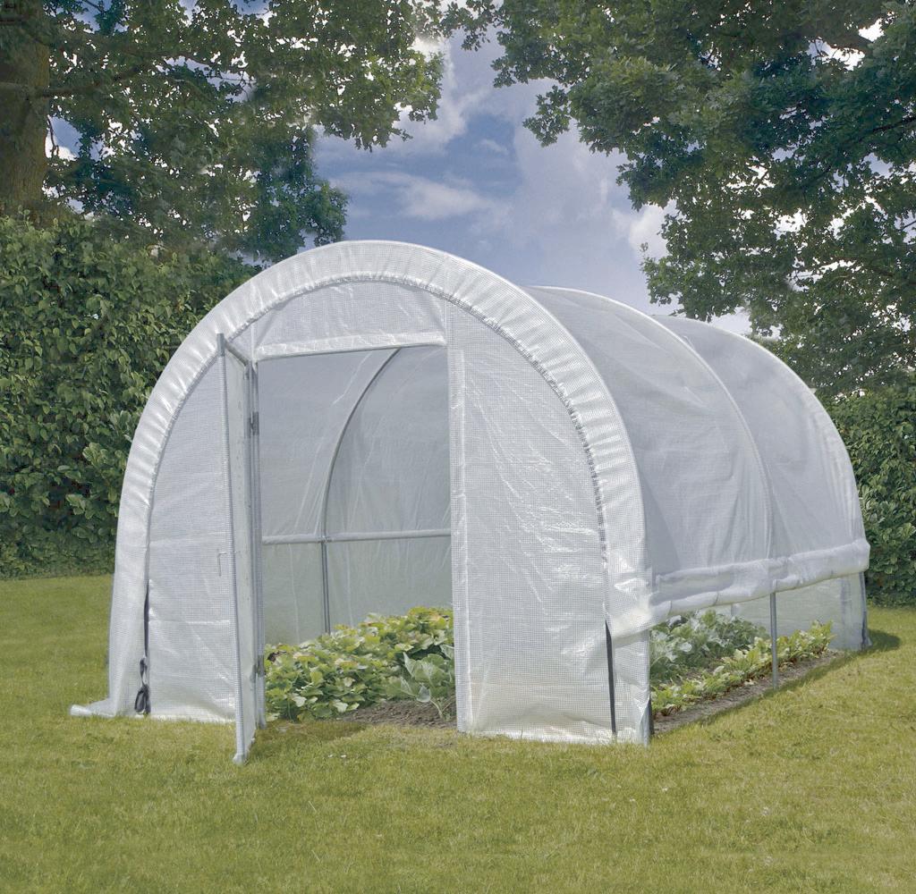 Jardiner : serres de jardin   nortene