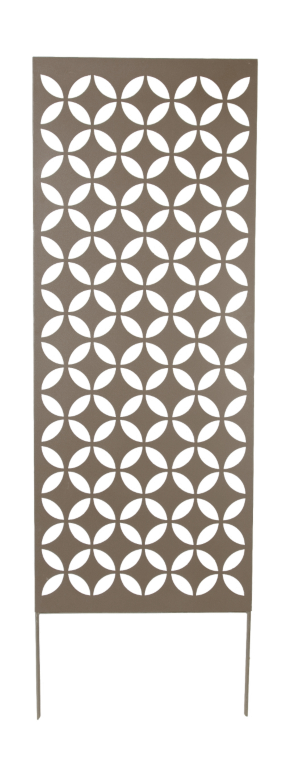 Panneaux en métal, avec motifs décoratifs - Nortene