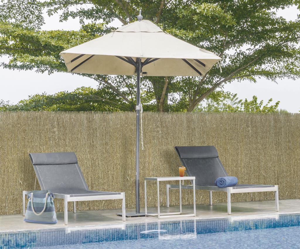 brande de bambou naturel nortene. Black Bedroom Furniture Sets. Home Design Ideas