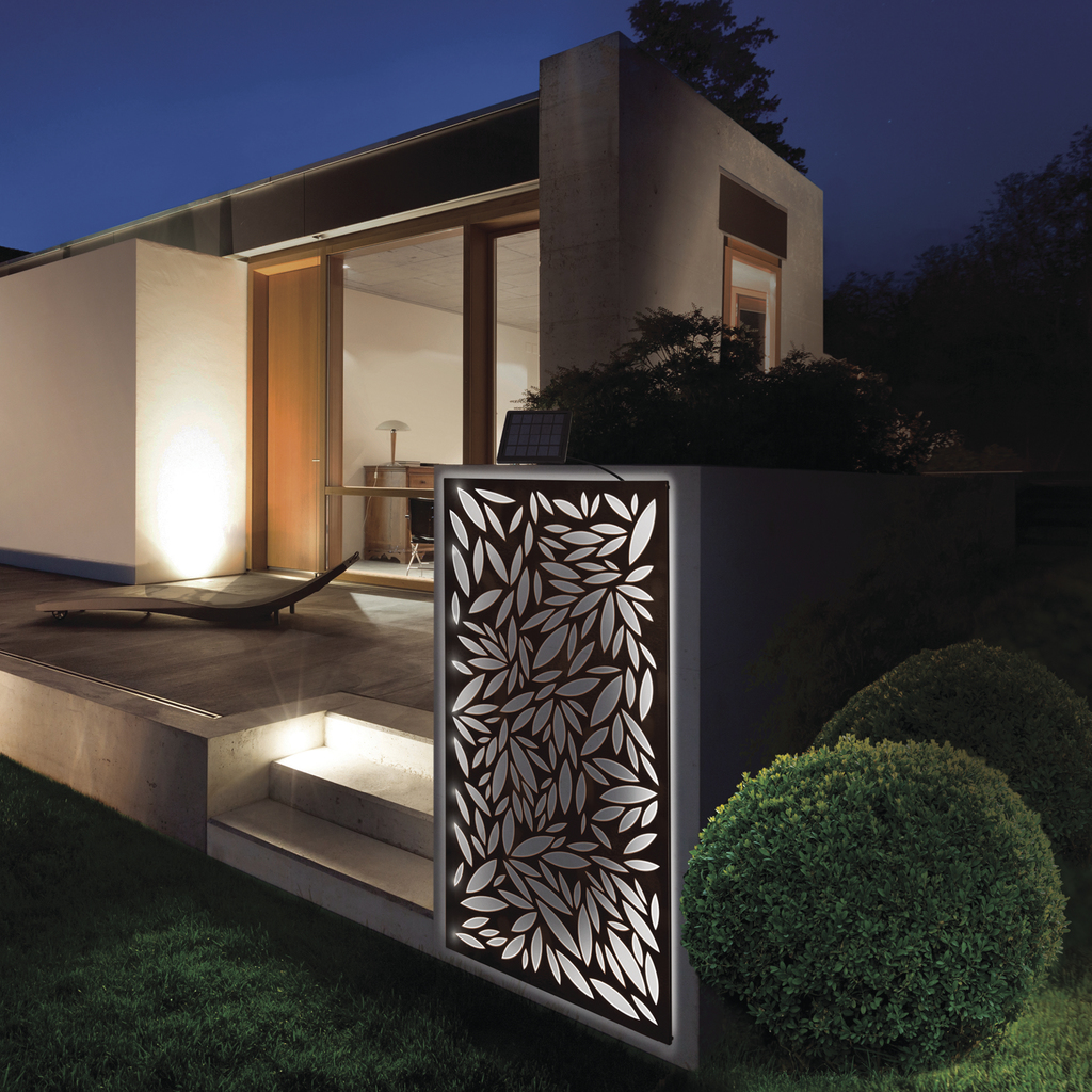 Solart Panel Decorative Panel With Luminous Solar