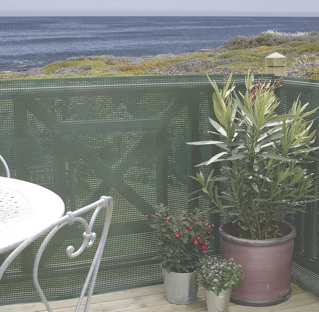 Brise vue facile a poser - Cloture de jardin facile a poser ...