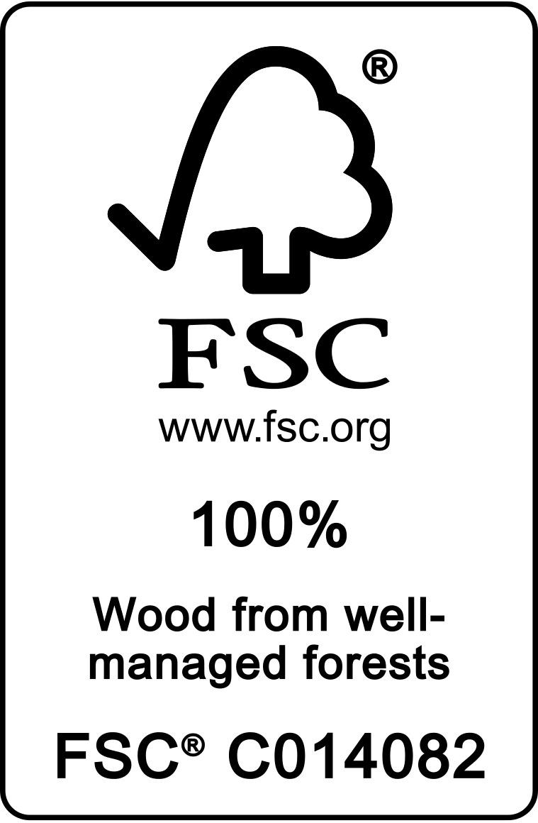 FSC® C014082 FranciaFSC® C014082 Madera de bosques gestionados de forma sostenible