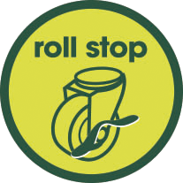 Roll stop