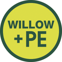 WILLOW + POLYETHYLENE