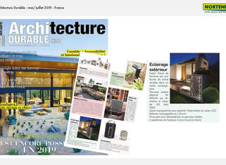Architecture Durable mai 2019