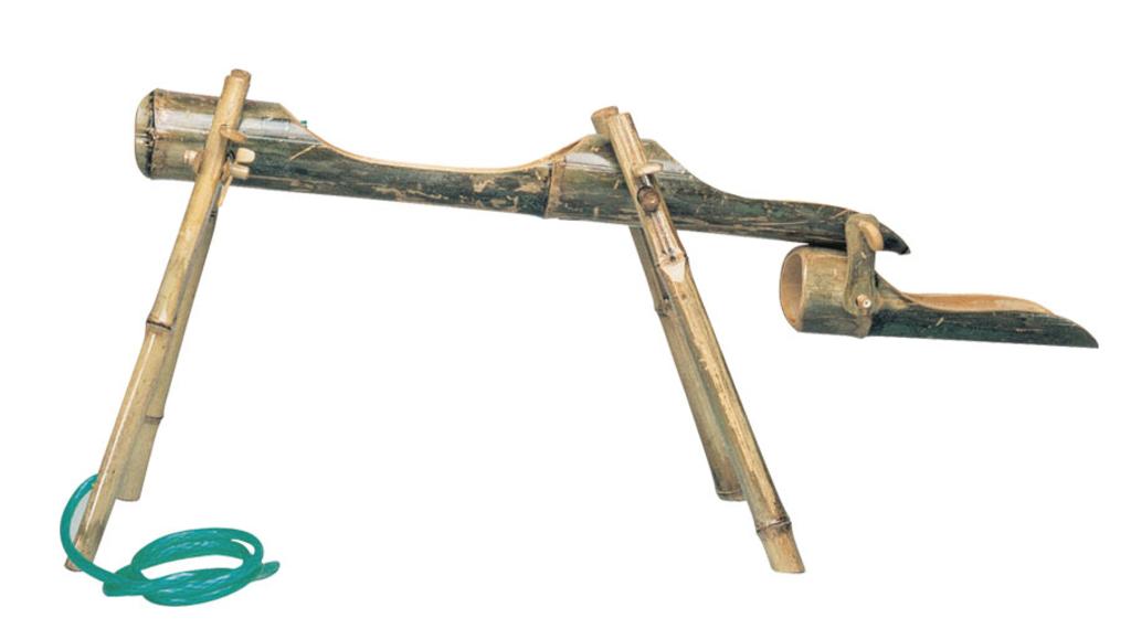 cascade bambou cascade d corative nortene. Black Bedroom Furniture Sets. Home Design Ideas