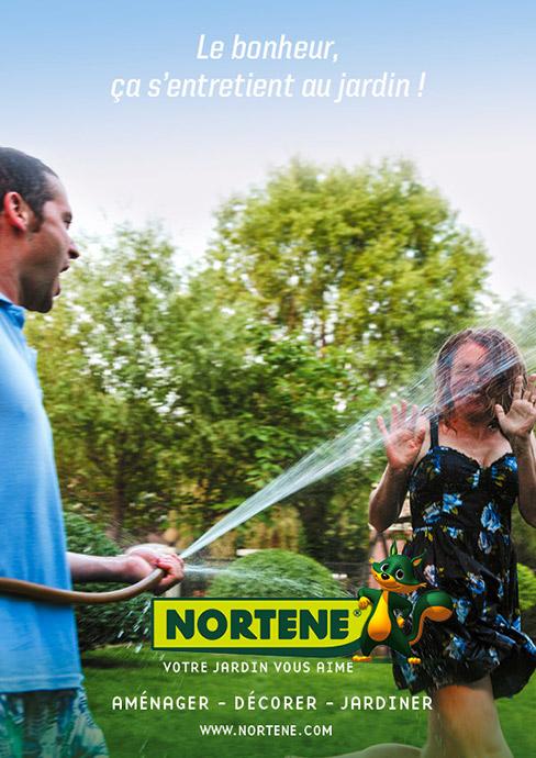 Nortene, spécialiste du jardin : aménager, décorer, jardiner - Nortene